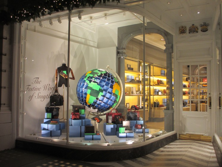 Smythson Globe 1