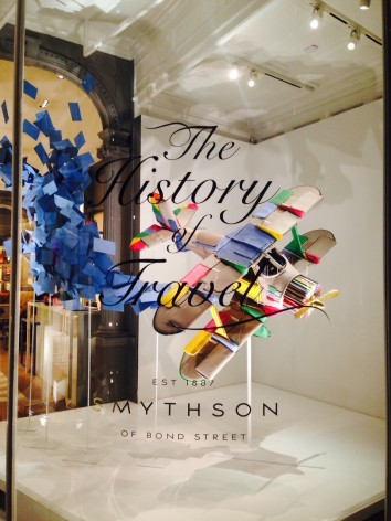 Smythson – The History of Travel